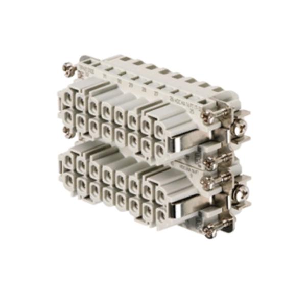 HDC HA 16 FT 17-32 Вставка соединительного разъема