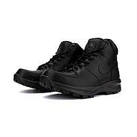 Ботинки Nike Manoa Leather Black 454350-003 размер: 42, фото 1