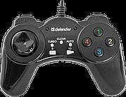 Игровой джойстик/геймпад Defender Vortex USB (13 кнопок)