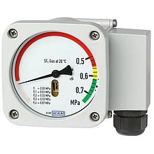 Монитор плотности газа с эталонной камерой GDM-RC-100