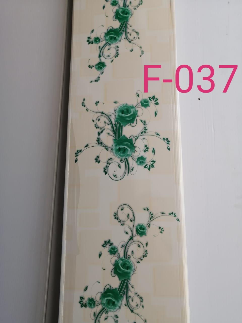 Декор панель потолочный (F-037) 4м