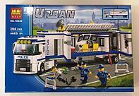 Конструктор Bela City 10420 Выездной отряд полиции