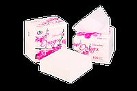 """Салфетки целлюлозные """"Орхидея"""" - 100 листов, фото 1"""