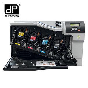 Заправка картриджей CE740A для принтера Hp CLJ 5225, фото 2