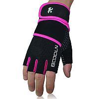 Перчатки. для фитнеса без пальцев