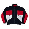 Ветровка Fila Men's Jacket Blue LM015857-410 размер: 2XL