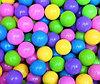 Набор шариков для сухого бассейна D 100шт