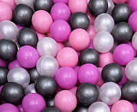 Набор шариков для сухого бассейна E 100шт