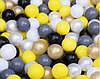 Набор шариков для сухого бассейна F 100шт
