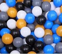 Набор шариков для сухого бассейна A 100шт