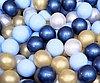 Набор шариков для сухого бассейна B 100шт