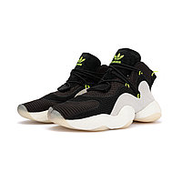Кроссовки Adidas Crazy BYW Black White Solar Yellow B37549 размер: 45, фото 1