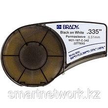 Картридж M21-187-C-342 с термоусадочной трубкой PERMASLEEVE™ B-342 для принтера BMP21