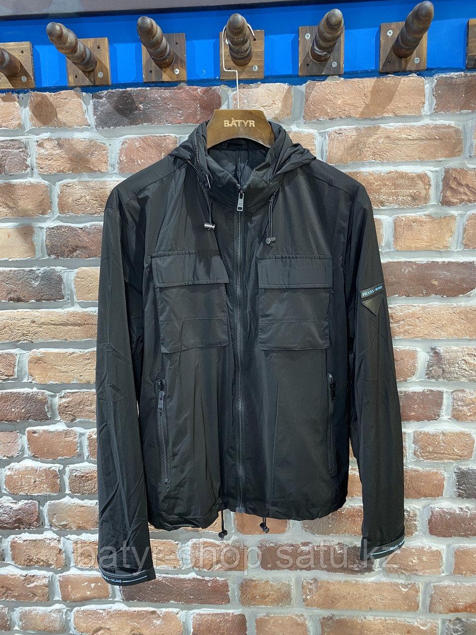 Куртка-ветровка Prada (0132)