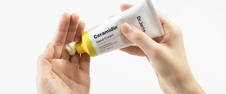 Питательный крем для рук с керамидами, Dr.Jart+ Ceramidin Hand Cream, фото 2