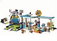 """Конструктор BELA Friends """"Автомойка"""" 11037 (Аналог Lego Friends 41350)"""