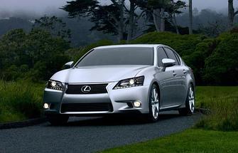 LEXUS GS L10 2012-2020