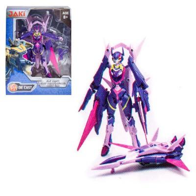Die-cast toys металлический трансформер