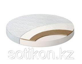 Матрасы для овальных и круглых кроваток