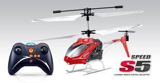 Радиоуправляемый вертолет Syma S5