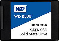Твердотельный накопитель SSD Western Digital Blue WDS100T2B0A, 1 TB