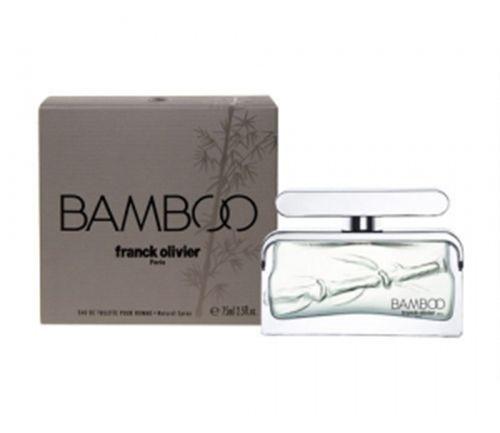 Franck Olivier Bamboo Man 50 ml (edt)