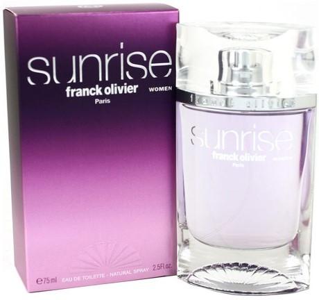 Franck Olivier Franck Olivier Sunrise Pour Femme Тестер 50 ml (edt)
