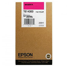 Картридж Epson, C13T614300, для SP-4450, 220ml, Magenta