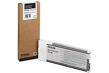 Картридж Epson, C13T614800, для SP-4450, 220ml, Matte Black