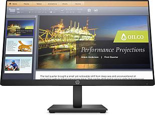 "Монитор жидкокристаллический HP HP Monitor ProDisplay P224 21.5"" IPS 1920 x 1080/5ms/DP/HDMI/VGA/3 Year"