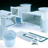 Скиммер для бетонного бассейна