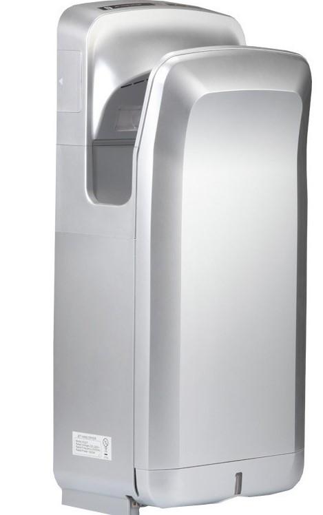 Высокоскоростная сушилка для рук Breez JET BHD-1650 AS (Серебристая)