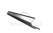 Кузовные пороги для авто оцинкованные 1,2 мм, фото 3