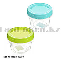 Банка для хранения продуктов с завинчивающейся крышкой 0,3 л. 43100 (003) в ассортименте