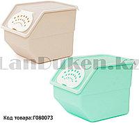 Контейнер для хранения овощей 11,2 л. 82100 (003) в ассортименте