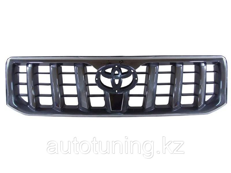 Решетка радиатора на Land Cruiser Prado 120 2002-2009