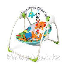 FITCH BABY детские качели-шезлонг Зверюшки
