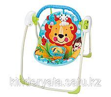 FITCH BABY детские качели-шезлонг Веселый лев