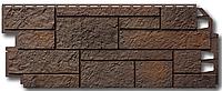 """Фасадные панели VOX 420x1000 мм (0,42 м2) Solid Sandstone """"Dark Brown"""" Твердый Песчаник """" Темно-Коричневый"""", фото 1"""