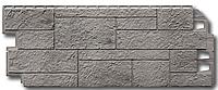 """Фасадные панели VOX 420x1000 мм (0,42 м2) Solid Sandstone """"Light Grey"""" Твердый Песчаник """"Светло-Серый"""", фото 1"""