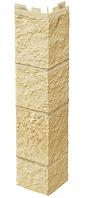 """Наружный угол 420 мм VOX Solid Sandstone """"Creme"""" Твердый Песчаник """" Крем"""""""