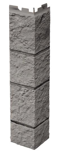 """Наружный угол 420 мм VOX Solid Sandstone """"Light Grey"""" Твердый Песчаник """" Светло-Серый"""""""
