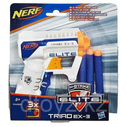 Бластер Nerf Elite Триад