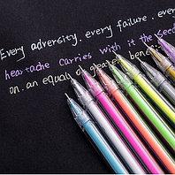 Ручка с цветным стержнем, фото 1