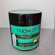 Маска для волос, для укрепления и роста, Тричуп / Trichup, 500 мл