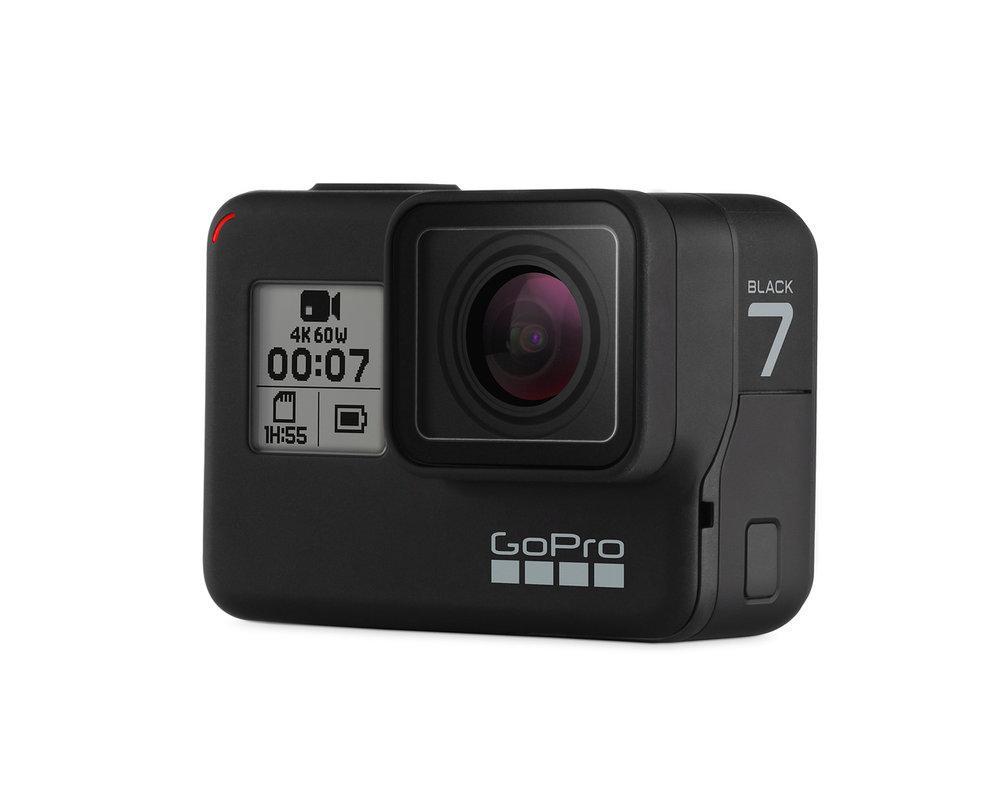 Экшн-камера GoPro CHDHX-701-RW HERO 7 Black