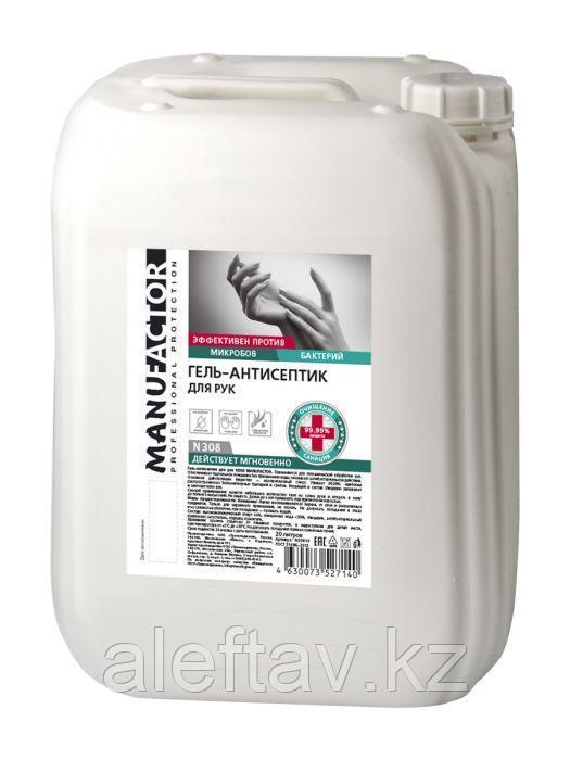 """Гель-антисептик для рук """"Manufactor"""" 5 литров"""