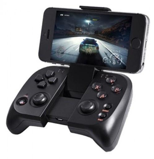 Игровой джойстик/геймпад X-Game XG-101BB (Android/IOS/ПК, Bluetooth V2.0, C подставкой для телефона)