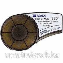 Картридж M21-187-C-342-YL с жёлтой термоусадочной трубкой PERMASLEEVE™ B-342 для принтера BMP21