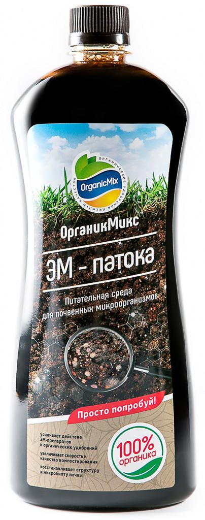 Питательная среда для почвенных микроорганизмов - ЭМ-патока 900 мл